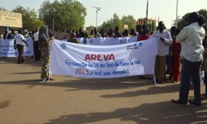 MDG : Uranium mining and Areva in Niger